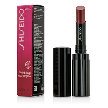 Shiseido Make Up 0.07 oz Veiled Rouge - #RD707 Mischief