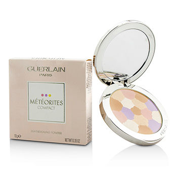 Guerlain Make Up 0.35 oz Meteorites Compact Light Revealing Powder - # 3 Medium