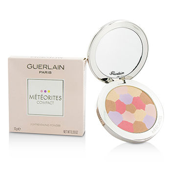 Guerlain Make Up 0.35 oz Meteorites Compact Light Revealing Powder - # 4 Dore/Golden