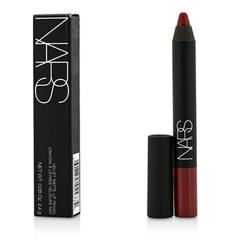NARS Make Up 0.08 oz Velvet Matte Lip Pencil - Mysterious Red