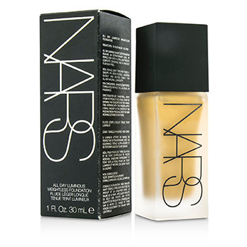 NARS Make Up 1 oz All Day Luminous Weightless Foundation - #Punjab (Medium 1)