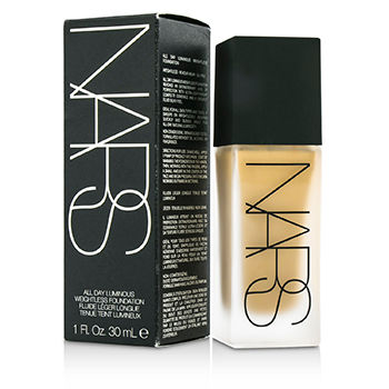NARS Make Up 1 oz All Day Luminous Weightless Foundation - #Santa Fe (Medium 2)