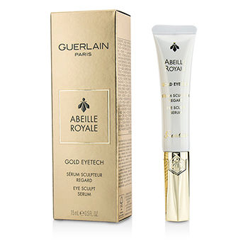 Guerlain Skincare 0.5 oz Abeille Royale Gold Eyetech Eye Sculpt Serum