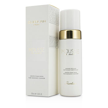 Guerlain Skincare 5 oz Pure Radiance Cleanser - Mousse De Beaute Gentle Foam Wash