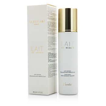 Guerlain Skincare 6.7 oz Pure Radiance Cleanser - Lait De Beaute Gentle Cleansing Satin Milk