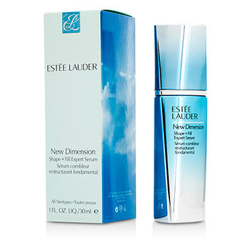 Estee Lauder Skincare 1 oz New Dimension Shape + Fill Expert Serum