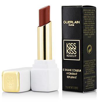 Guerlain Make Up 0.09 oz KissKiss Roselip Hydrating & Plumping Tinted Lip Balm - #R372 Chic Pink