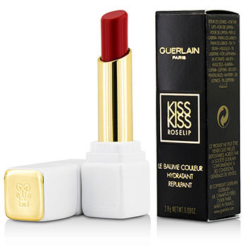 Guerlain Make Up 0.09 oz KissKiss Roselip Hydrating & Plumping Tinted Lip Balm - #R329 Crazy Bouquet