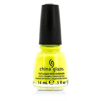 China Glaze Sun Protection