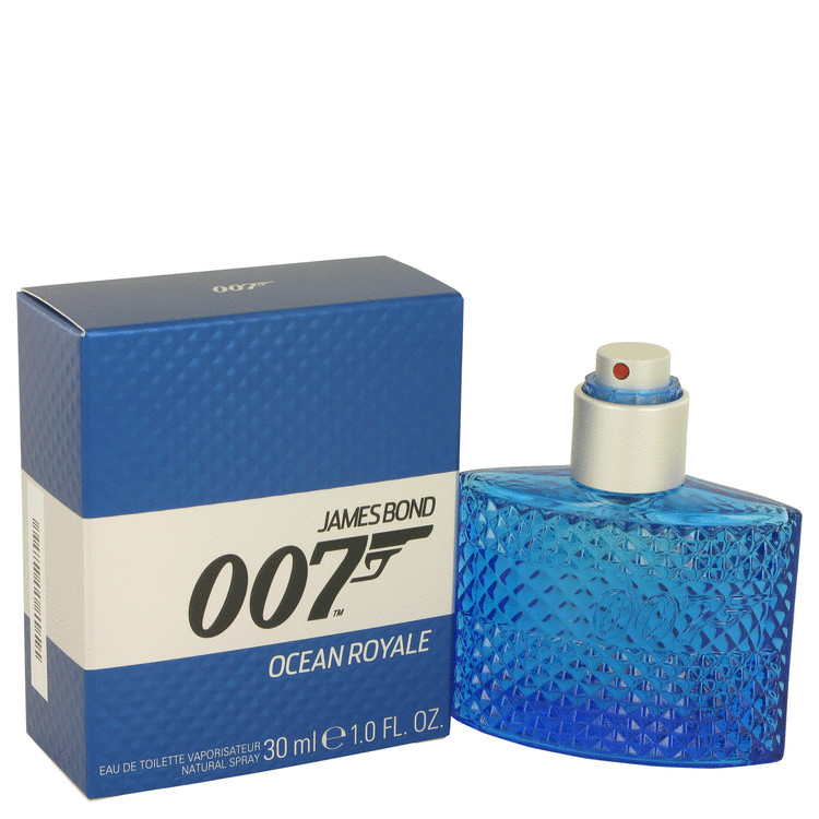007 Ocean Royale by James Bond Eau De Toilette Spray 1 oz