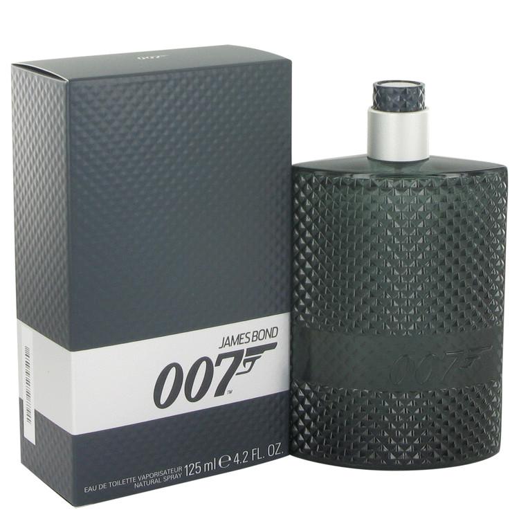 007 by James Bond – Eau De Toilette Spray 125 ml for Men