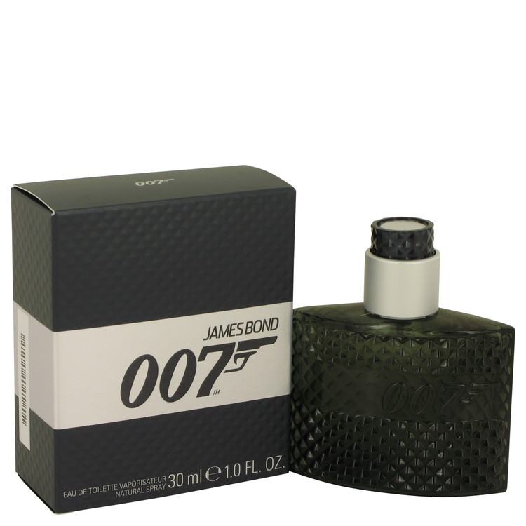 007 by James Bond for Men Eau De Toilette Spray 1 oz
