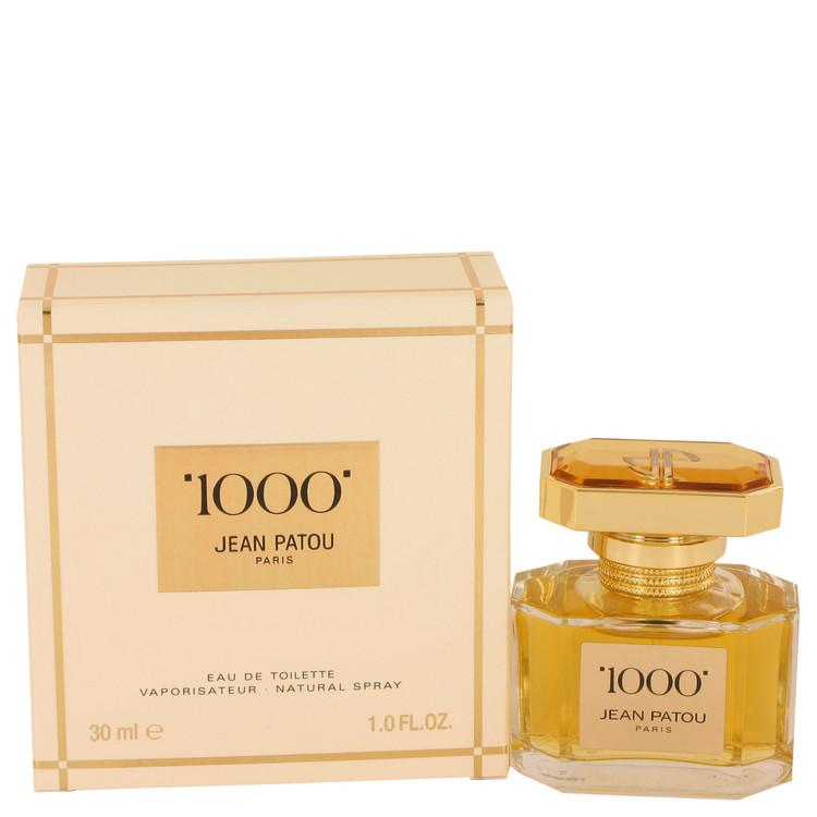 1000 Perfume by Jean Patou 30 ml Eau De Toilette Spray for Women