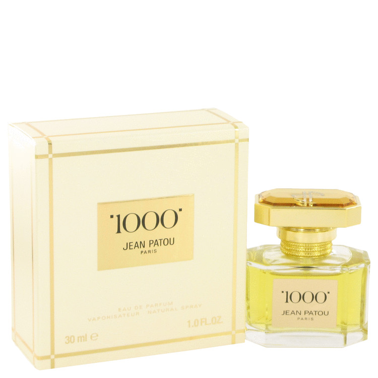 1000 by Jean Patou for Women Eau De Parfum Spray 1 oz