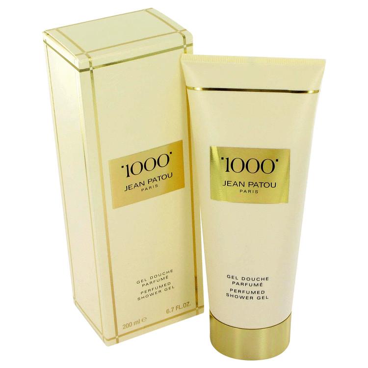 1000 Shower Gel by Jean Patou 6.7 oz Shower Gel for Women