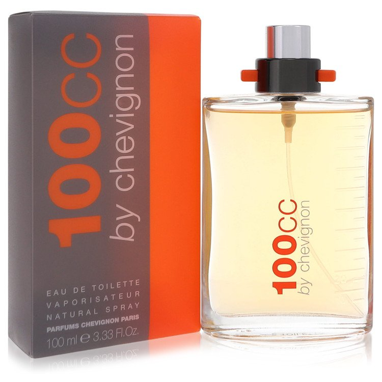 100cc by Chevignon Men's Eau De Toilette Spray 3.33 oz