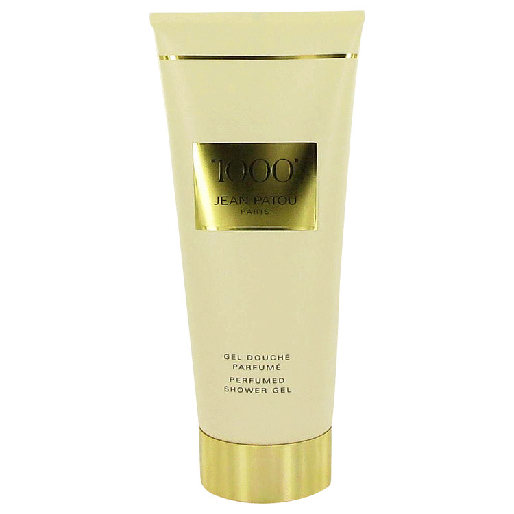 1000 Shower Gel by Jean Patou 6.7 oz Shower Gel (unboxed) for Women