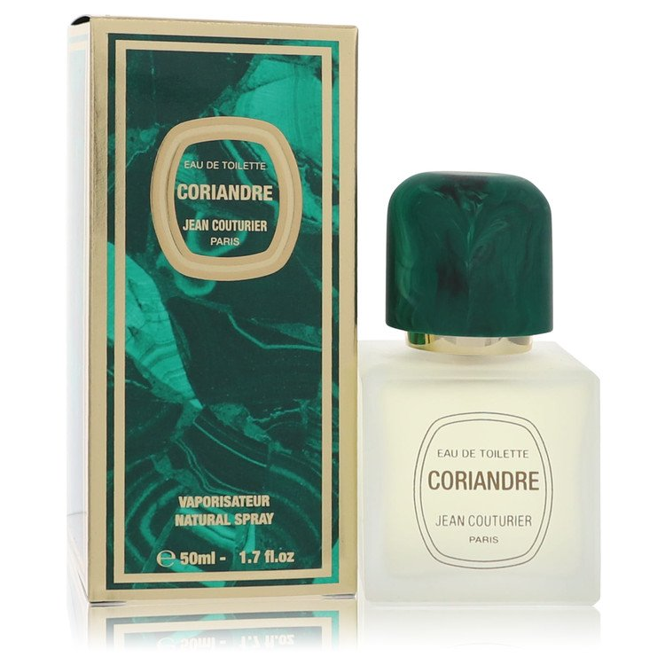 CORIANDRE by Jean Couturier –  Eau De Toilette Spray 1.7 oz 50 ml for Women