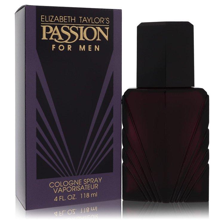 Passion Cologne by Elizabeth Taylor 125 ml Cologne Splash for Men