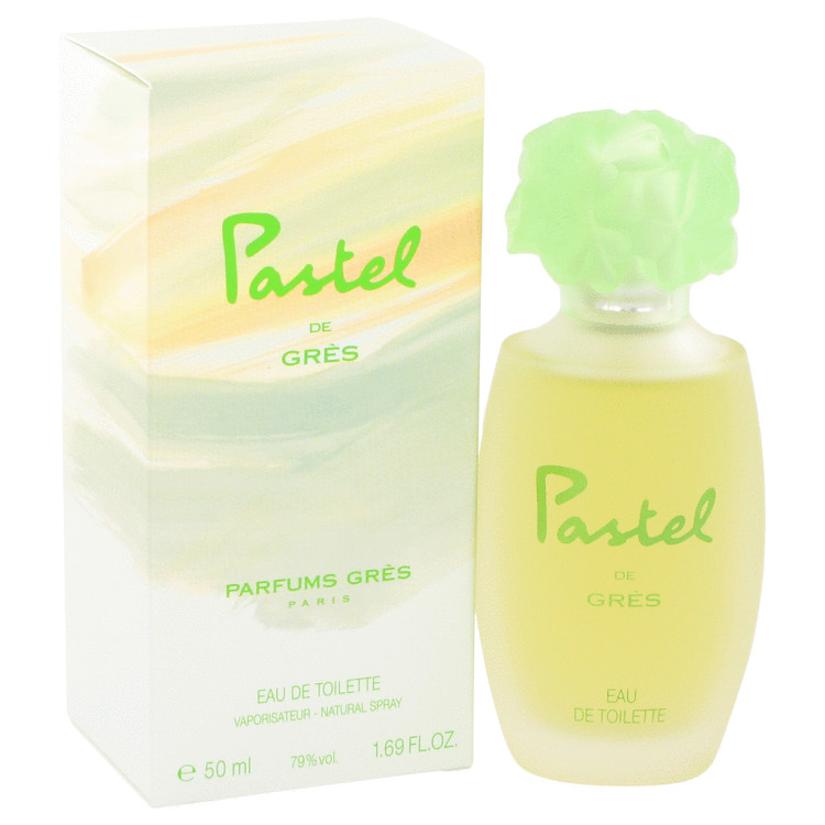 Pastel De Cabotine Perfume by Parfums Gres 50 ml EDP Spay for Women