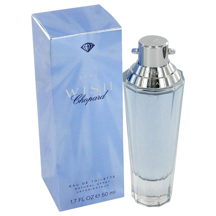 Pure Wish Perfume by Chopard 50 ml Eau De Toilette Spray for Women