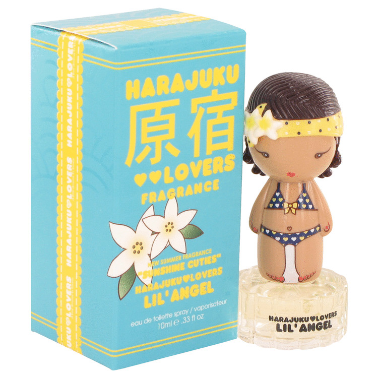 Harajuku Lovers Sunshine Cuties Angel Perfume 10 ml EDT Spay for Women