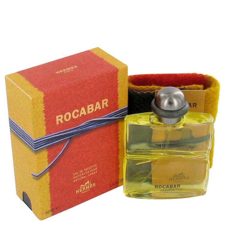 Rocabar Gift Set -- Gift Set - 1.7 oz Eau De Toilette Spray + 1 oz All over shampoo + .8 oz Soap for Men