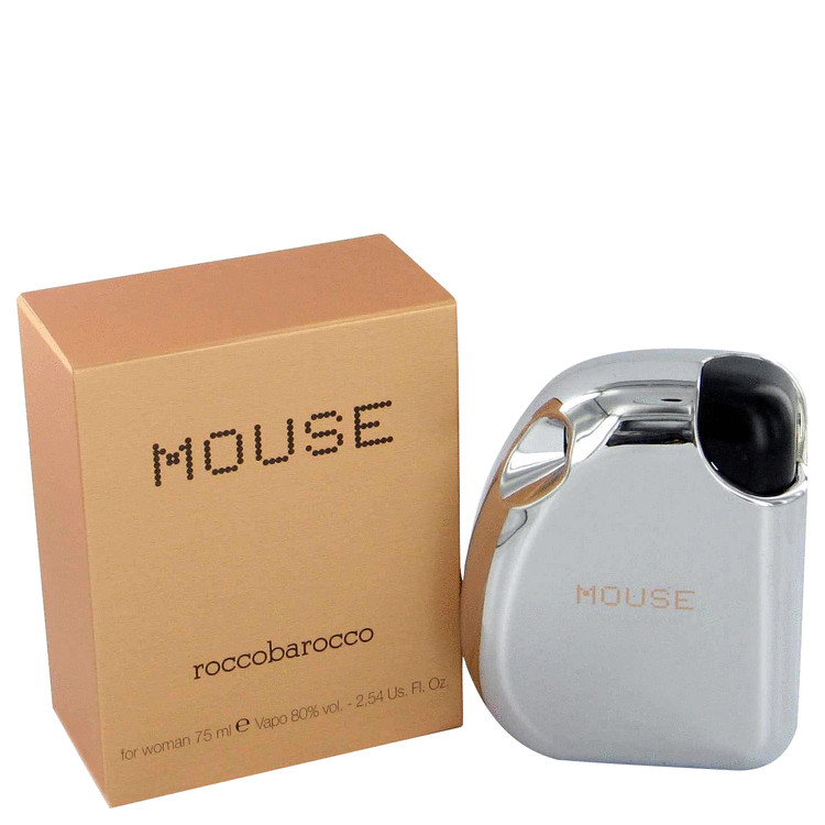 Rocco Barocco Mouse Perfume by Roccobarocco 75 ml EDP Spay for Women