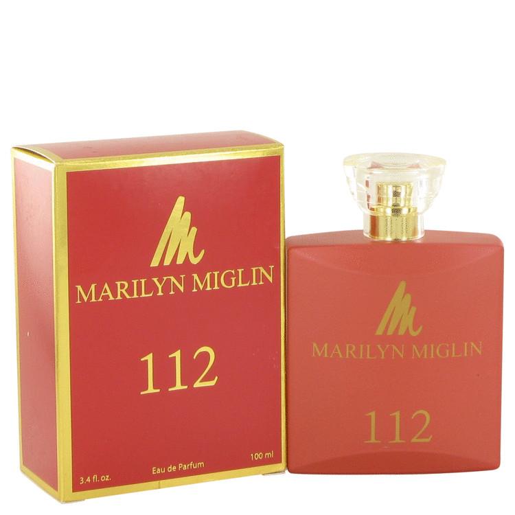 112 M Perfume by Marilyn Miglin 100 ml Eau De Parfum Spray for Women