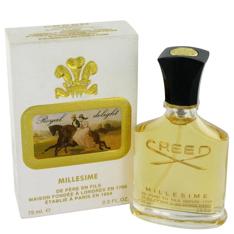Royal Delight Cologne 75 ml Millesime Eau De Parfum Spray (unboxed) for Men