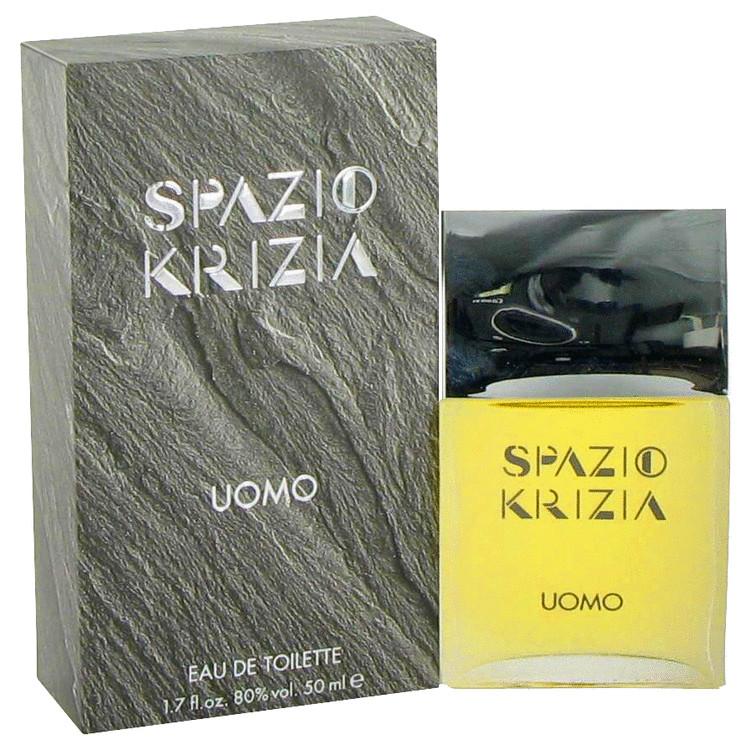 Spazio Krizia Cologne by Krizia 3.4 oz EDT Spray for Men