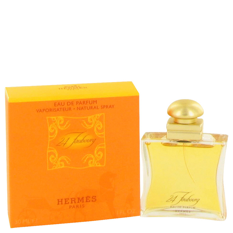 24 FAUBOURG by Hermes Eau De Parfum Spray 1 oz