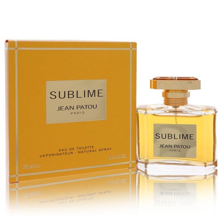 Sublime Perfume by Jean Patou 100 ml Eau De Toilette Spray for Women