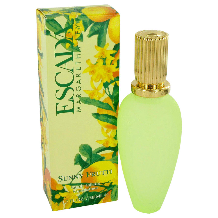 Sunny Frutti Perfume by Escada 50 ml Eau De Toilette Spray for Women