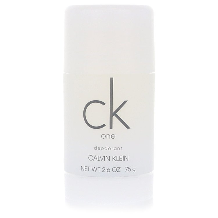 CK ONE by Calvin Klein –  Deodorant Stick 2.6 oz 77 ml for Men