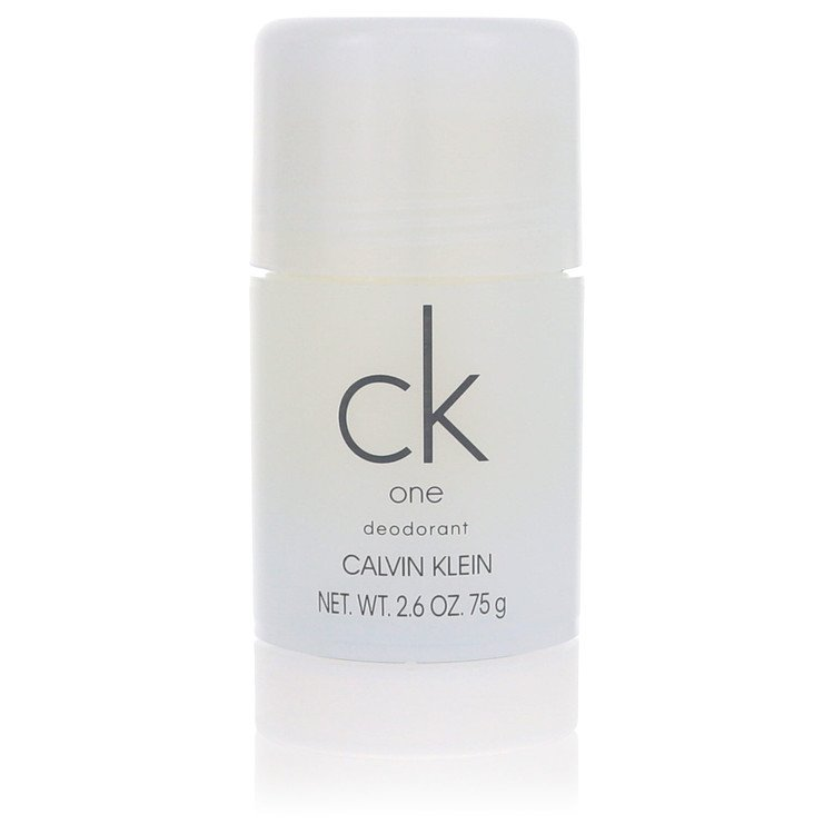 CK ONE by Calvin Klein –  Deodorant Stick 2.6 oz 77 ml for Women
