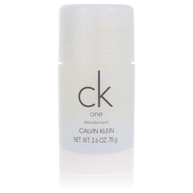 CK ONE by Calvin Klein Deodorant Stick 2.6 oz