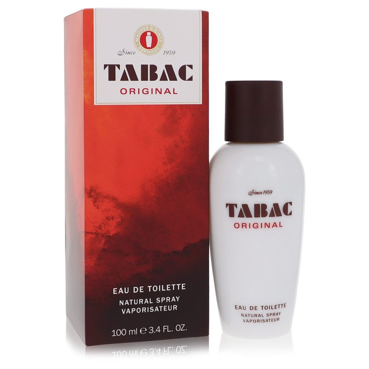 Tabac by Maurer & Wirtz Men's Hair Cream (unboxed) 3.4 oz
