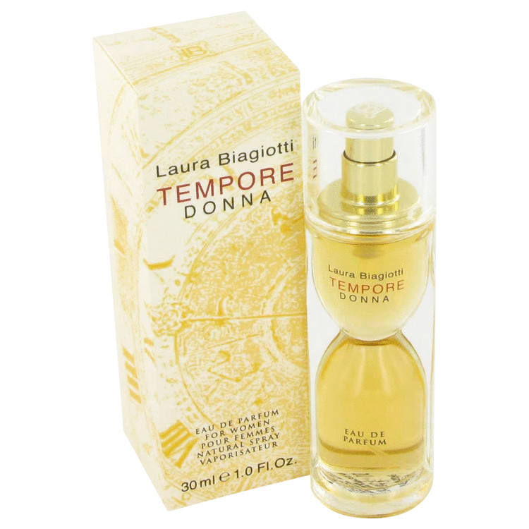 Tempore Donna Perfume by Laura Biagiotti 1 oz EDP Spay for Women