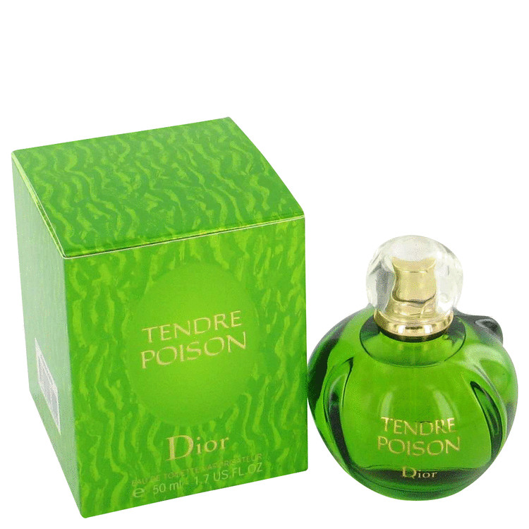 Tendre Poison Perfume by Christian Dior 50 ml EDT Spay for Women