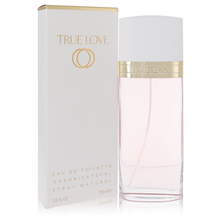 True Love Gift Set -- Gift Set - 1.7 oz Eau De Toilette Spray + 3.3 oz Body Lotion for Women
