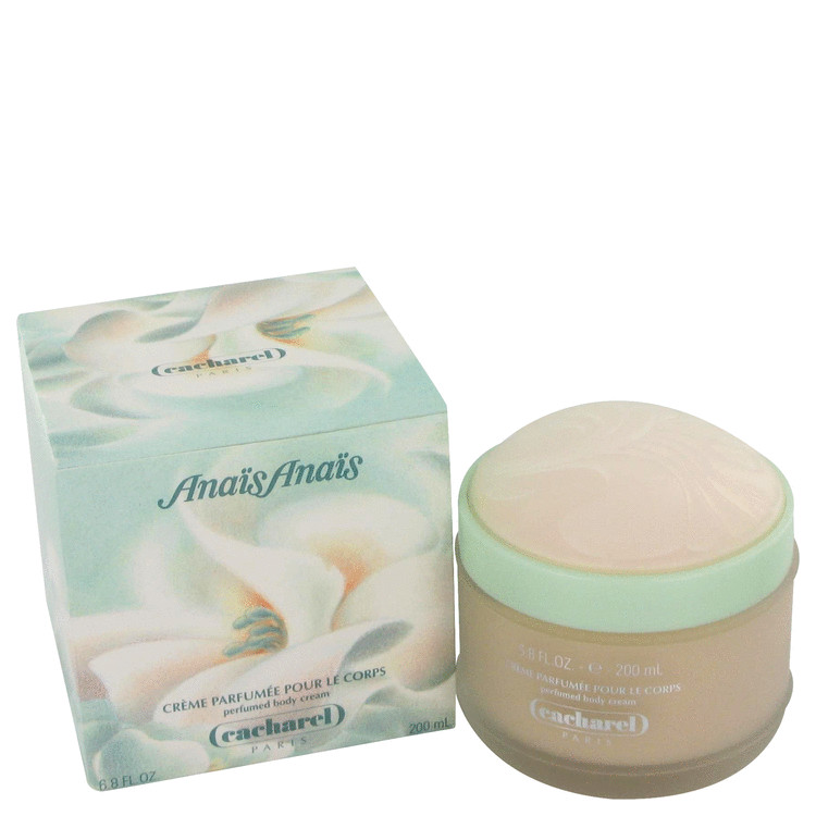 Anais Anais Body Cream by Cacharel 6.7 oz Body Cream for Women