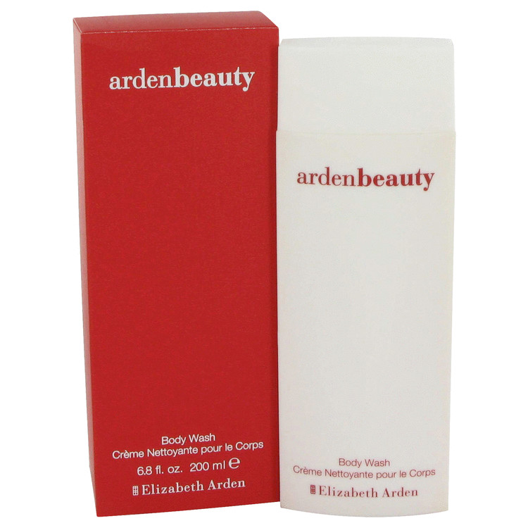 Arden Beauty Shower Gel by Elizabeth Arden 6.8 oz Body Wash for Women