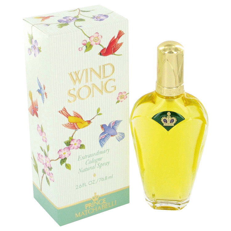 Wind Song Perfume by Prince Matchabelli 95 ml Cologne Spray for Women