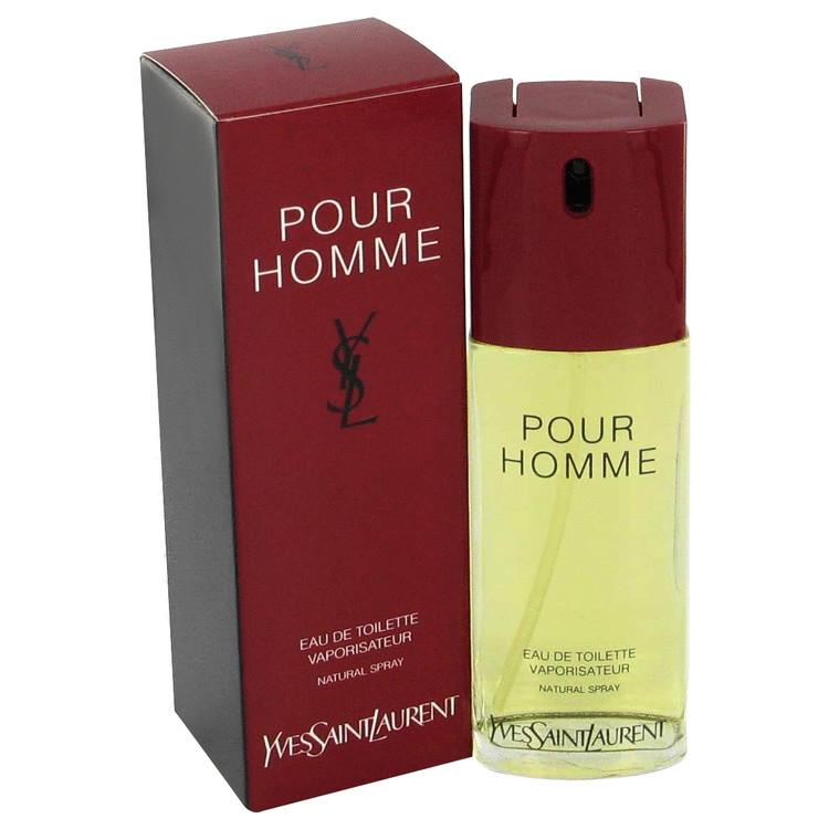 Ysl Cologne 100 ml Eau De Toilette Conc. Spray (unboxed) for Men