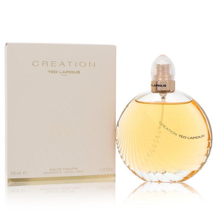 Creation Perfume by Ted Lapidus 50 ml Eau De Toilette Spray for Women