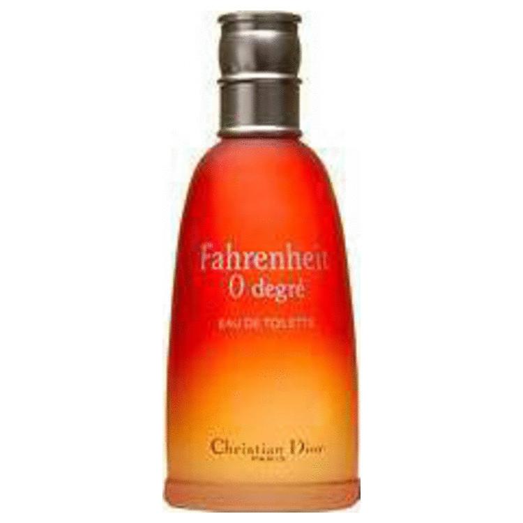 Fahrenheit 0 Degree (zero) Cologne 100 ml EDT Spay for Men