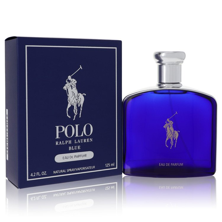 Polo Blue Gift Set -- Gift Set - 4.2 oz Eau De Toilette Spray + 3.4 oz After Shave Gel + 3.4 oz Shower Gel for Men