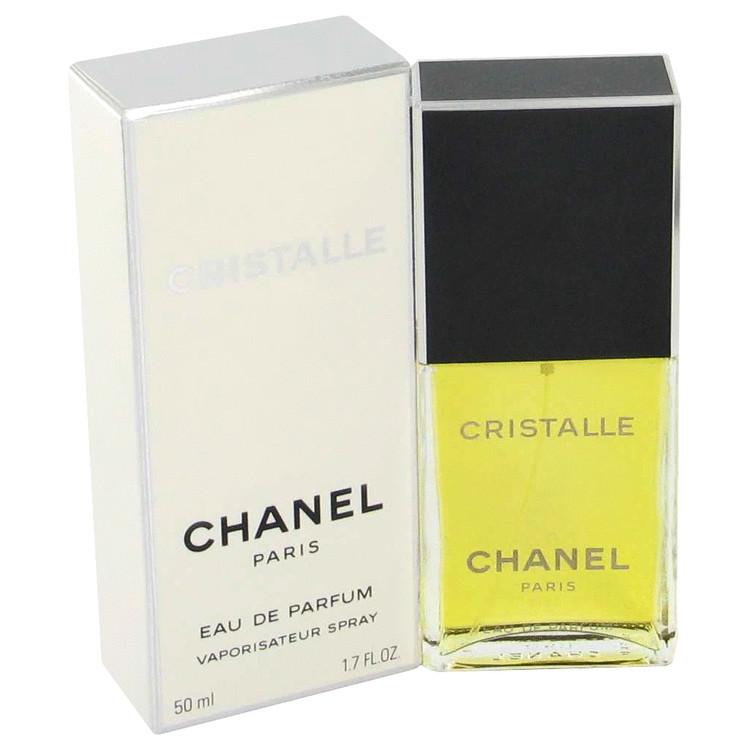 Cristalle Perfume 15 ml Eau De Toilette with 2 Free Refills for Women