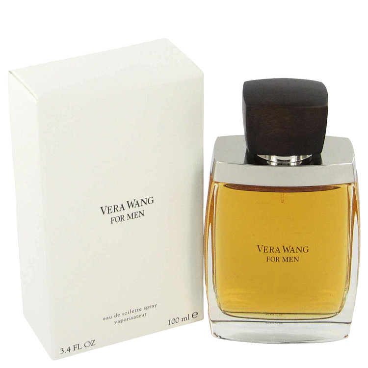 Vera Wang Gift Set -- Gift Set - 3.4 oz Eau De Toilette Spray + 3.4 oz After Shave Balm + 3.4 oz Hair & Body Wash for Men
